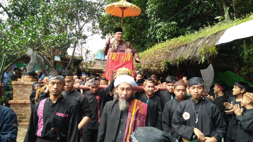 Gubernur Jawa Barat berkunjung ke Pesantren Dzikir Al Fath – SDIT Al Fajr