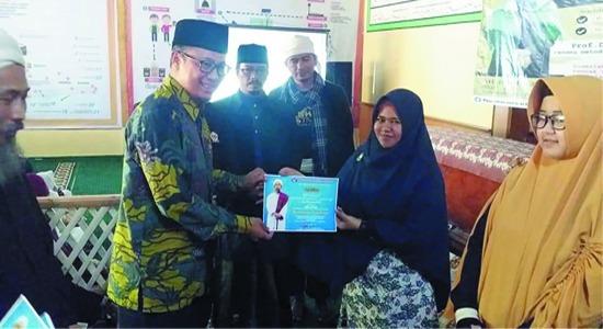 Launching Cara Cepat menghafal Qur'an dengan metode 3MQ