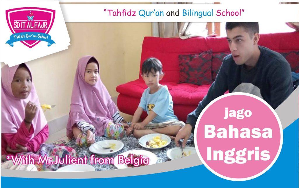 Tips Belajar Bahasa Inggris dengan Anak dirumah